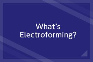 ナンシンの電鋳技術って?
